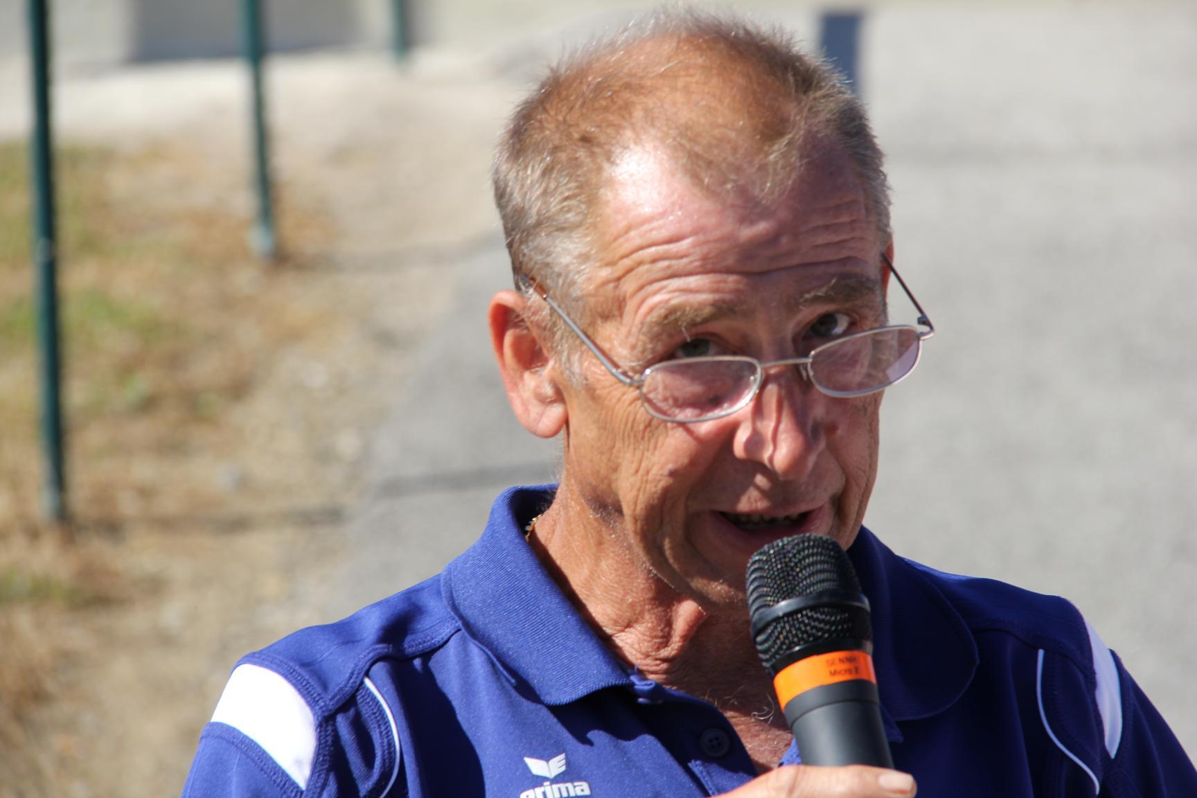Willi Sedlak, Obmann BMX Vösendorf